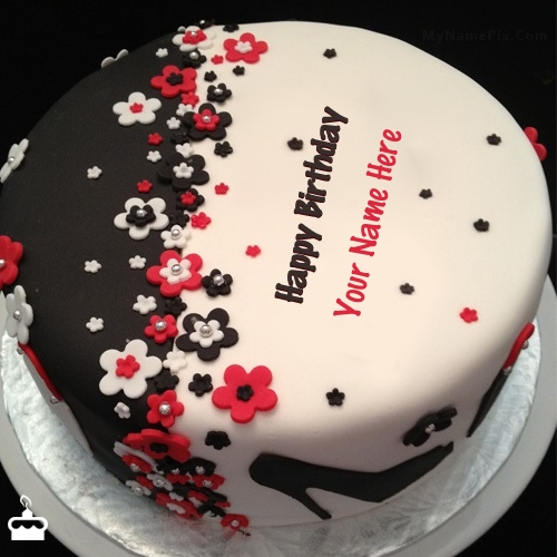 Birthday cake images with name generate now write name on cake elegant birthday cake with name publicscrutiny