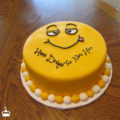 Write Name On Cake Funny For Kids With