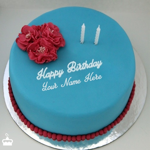 Birthday Cake Images With Name Sumit : Happy Birthday Cakes for Friend With Name